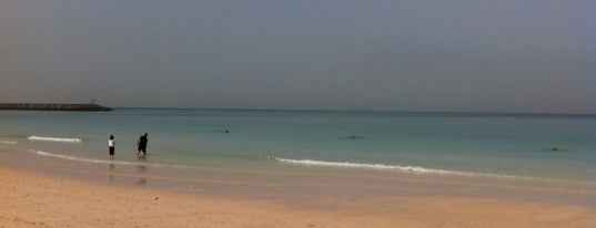 Jumeirah Plajı is one of DUBAI.