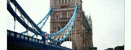 Tower Bridge is one of London's Must-See Attractions.