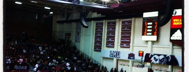 LMU - Gersten Pavilion is one of NCAA Division I Basketball Arenas Part Deaux.