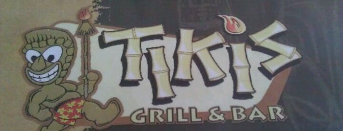 Tiki's Grill & Bar is one of Oahu: The Gathering Place.