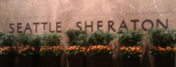 Sheraton Seattle Hotel is one of 2012 MLA Seattle.
