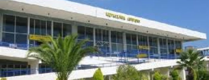 Kefalonia International Airport Anna Pollatou (EFL) is one of Airports I've been To.