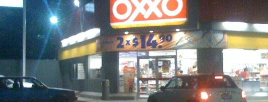Oxxo Gas is one of Ismael 님이 좋아한 장소.