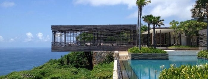 Alila Villas Uluwatu is one of World Wide Hotels.