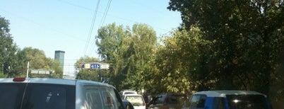 Cәтбаев көшесі is one of Улицы Алматы.