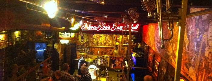 Papa Joe's Jazzlokal is one of StorefrontSticker #4sqCities: Köln.