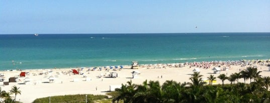 Shore Club South Beach is one of Beach Destinations Around the World.