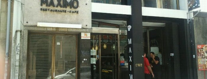 Máximo is one of Guide to Porto's best spots.