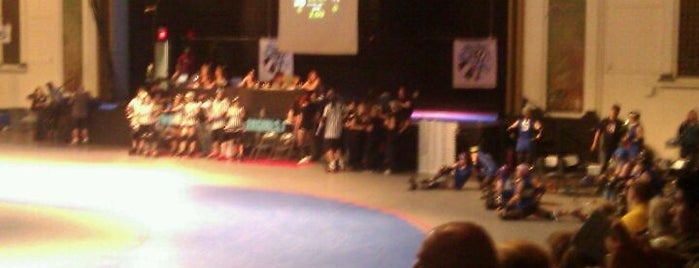 Jersey Shore Roller Girls Roller Derby is one of SEOUL NEW JERSEY.