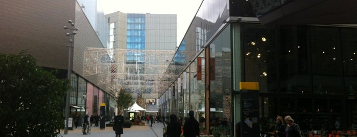 Westfield Stratford City is one of Wher to go in London.