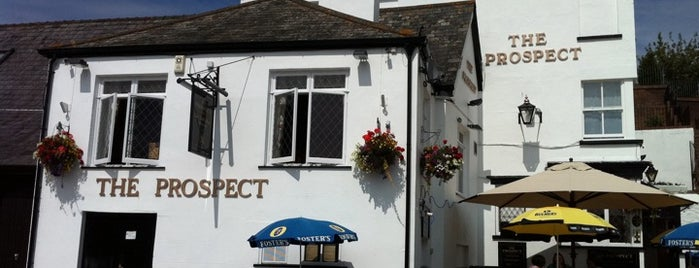 The Prospect Inn is one of Lieux qui ont plu à Carl.