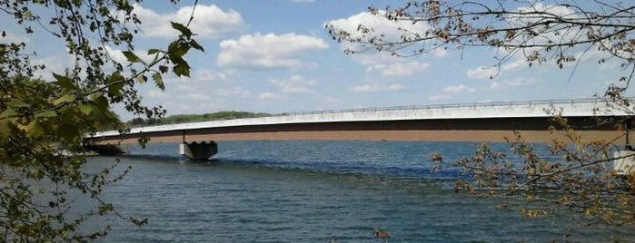 Loch Raven Reservoir Bridge is one of Truss Bridges.