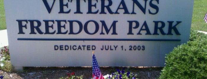 Veterans Freedom Park is one of Olesya: сохраненные места.