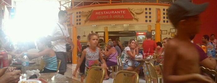 Restaurante Anjos à Gula is one of Beto Carrero World.