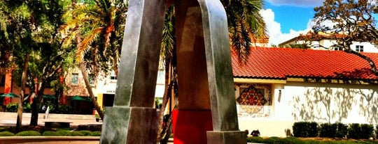 Ringling College of Art and Design is one of Florida.