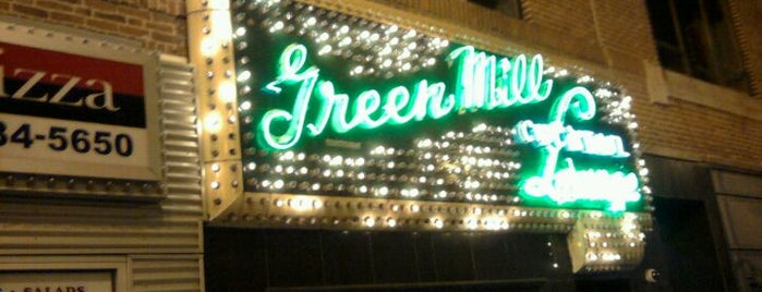 Green Mill Cocktail Lounge is one of Chicago.