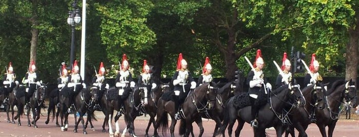 Horse Guards Parade is one of Best Things To Do In London.
