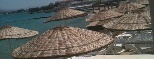 Bonjour Beach is one of Çeşme ve Deniz.
