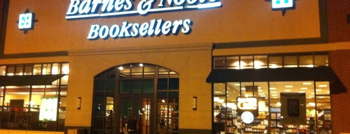Barnes & Noble is one of Kirisa's Saved Places.