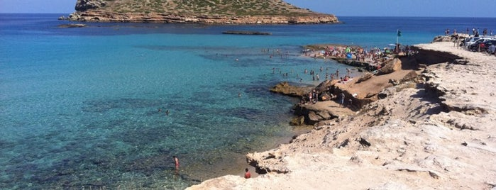 Cala Comte is one of Ibiza to doby Jas.
