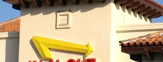 In-N-Out Burger is one of San Diego.