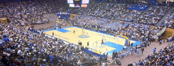 UCLA Pauley Pavilion is one of Essential Los Angeles.
