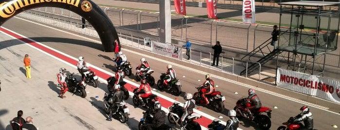 Motorland Aragón is one of Bucket List for Gearheads.