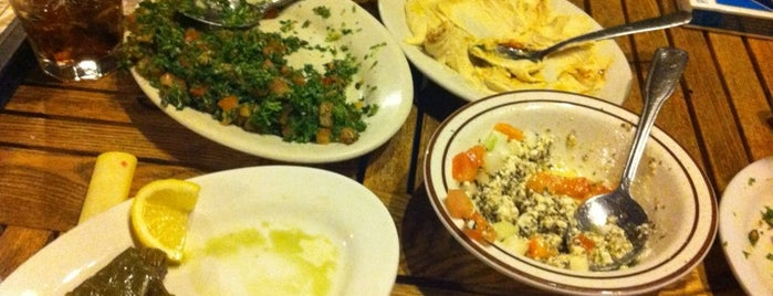 Mary'z Lebanese Cuisine is one of Restraurants to try.