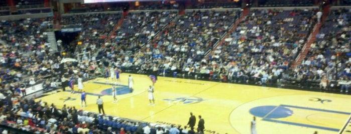 ベライゾン・センター is one of NBA Arena Guide.
