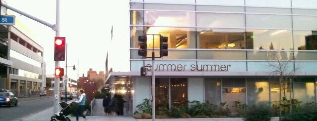 Summer Summer Thai Eatery is one of great places to eat.