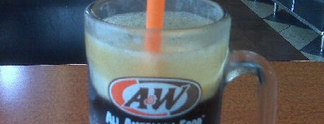 A&W Restaurant is one of YUM.