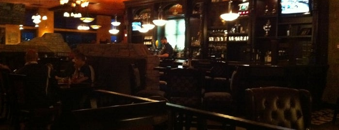 Lochrann's Irish Pub is one of Dallas Restaurants List#1.