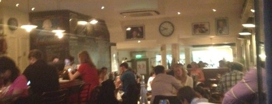 Soif Restaurant is one of London's great locations - Peter's Fav's.