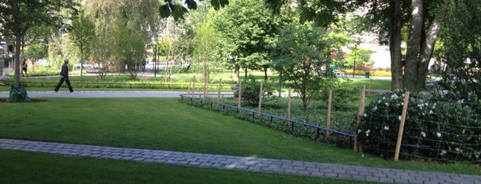 Berzelii Park is one of ToDo in Stockholm.