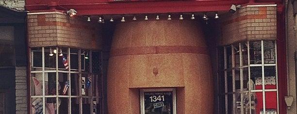 Barrel House Liquors is one of Washington DC.