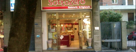 Gelateria Sottozero is one of Arthur's Great Place To Eat.
