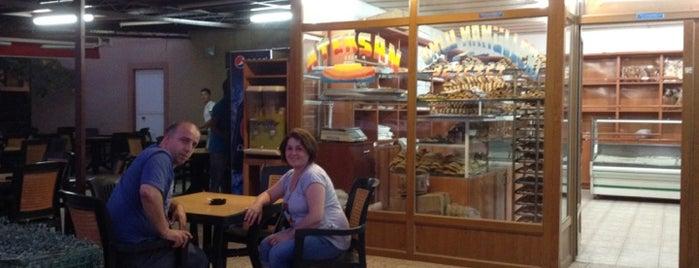 Ateksan Unlu Mamülleri is one of Restaurants.