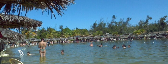 Lagoa de Pitangui is one of Natal.