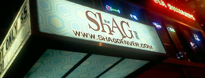 The Shag Lounge is one of Denver.