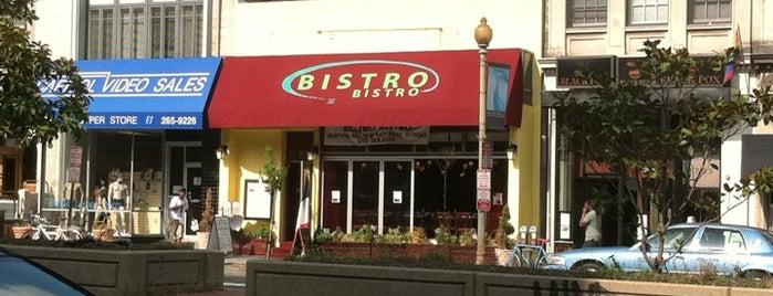 Bistro Bistro is one of Suggestions for Karen + Joel.