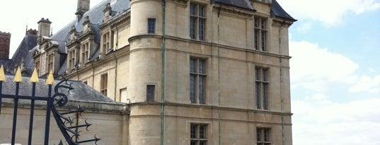 Château d'Écouen – Musée de la Renaissance is one of Châteaux de France.