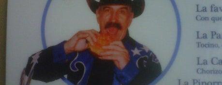 Las Hamburguesas Del Sheriff is one of xtc.