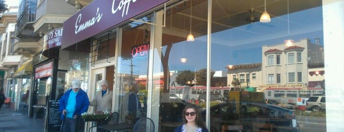 Emma's Coffeehouse is one of California To-Do.