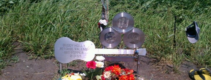 Buddy Holly Crash Site is one of Magical Mystery Tour.