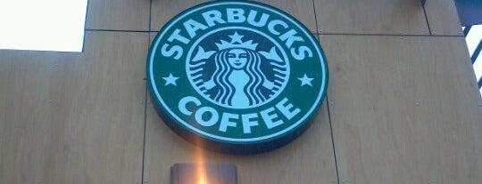 Starbucks is one of Locais curtidos por Michael.