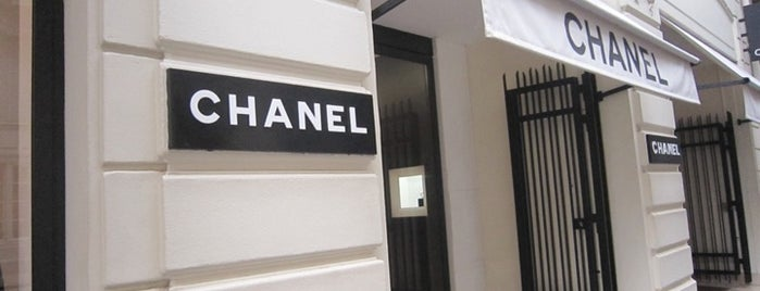 CHANEL is one of World Sites.