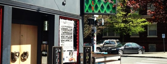 The Crocodile is one of Seattle Dive Bars.