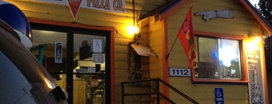 No Name Pizza Co. is one of Big Bear Lake (Anti-Zombie Survival).