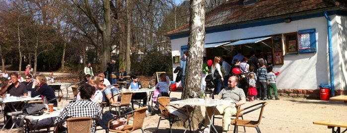 Cafe im Güntherburgspark is one of Why Starbucks?.