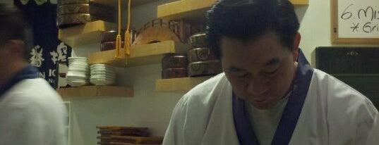 Sushi Sono is one of Baltimore Sun's 100 Best Restaurants (2012).
